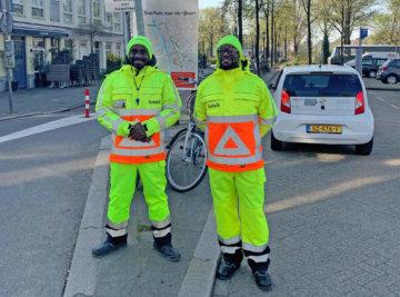 Verkeersregelaars Amsterdam